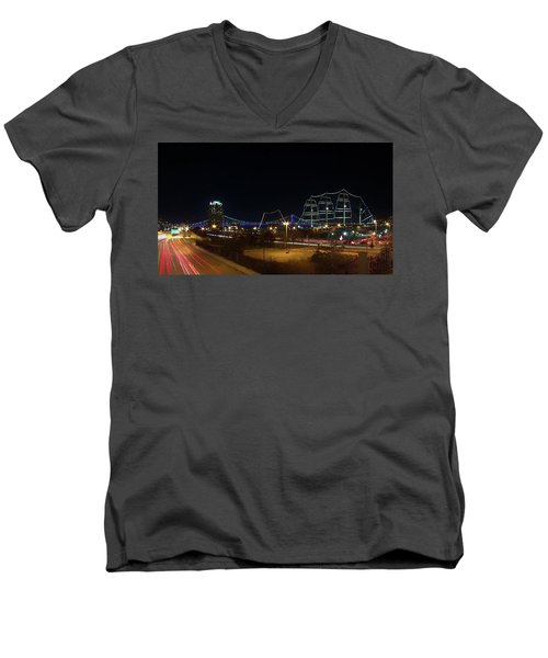 Penn's Landing Men's V-Neck T-Shirt