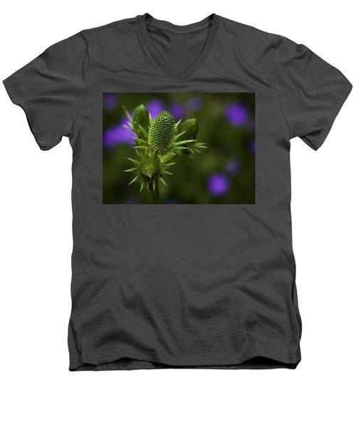 Petals Lost Men's V-Neck T-Shirt