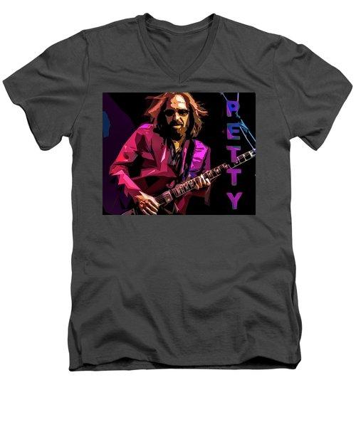 Petty Men's V-Neck T-Shirt