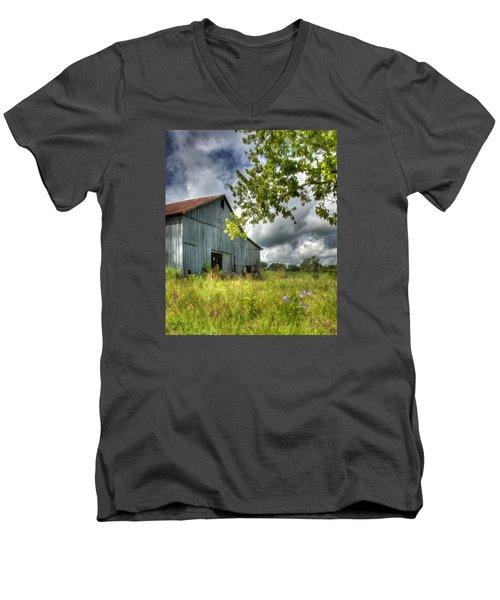 Phillip's Barn #2 Men's V-Neck T-Shirt