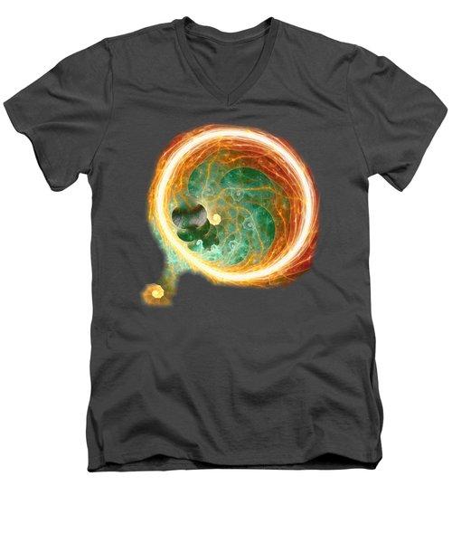 Philosophy Of Perception Men's V-Neck T-Shirt