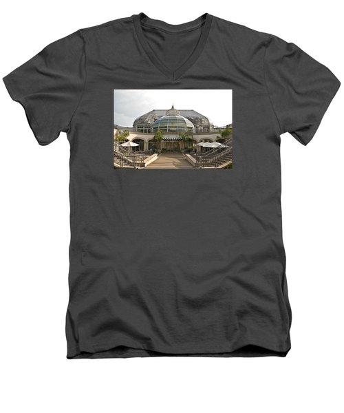 Phipps - Cit2 Men's V-Neck T-Shirt by G L Sarti