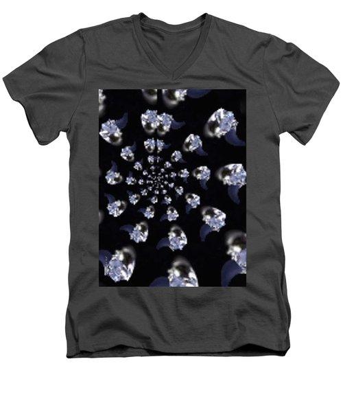 Phone Case Designs Men's V-Neck T-Shirt