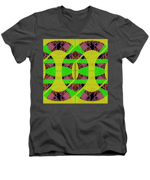 Pic10_coll2_14022018 Men's V-Neck T-Shirt