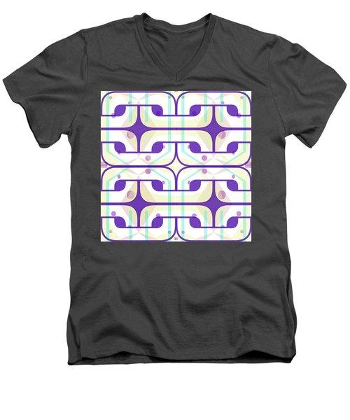 Pic1_coll1_15022018 Men's V-Neck T-Shirt