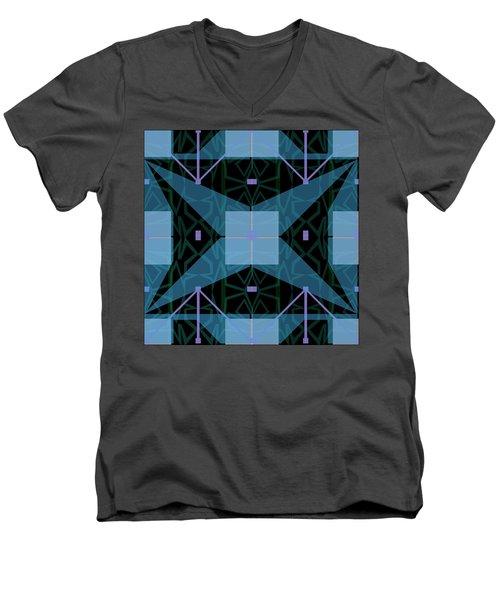 Pic1_coll5_10122017 Men's V-Neck T-Shirt
