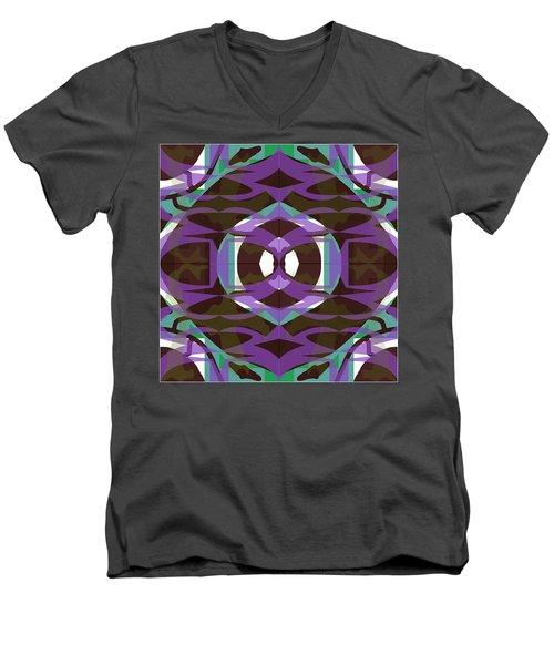 Pic4_coll1_11122017 Men's V-Neck T-Shirt