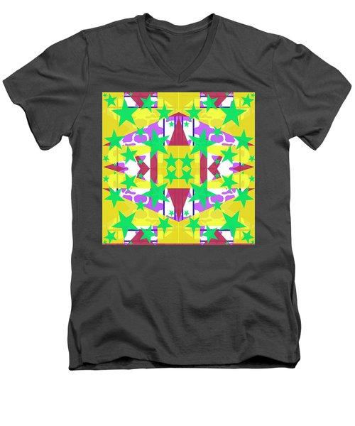 Pic5_coll2_14022018 Men's V-Neck T-Shirt