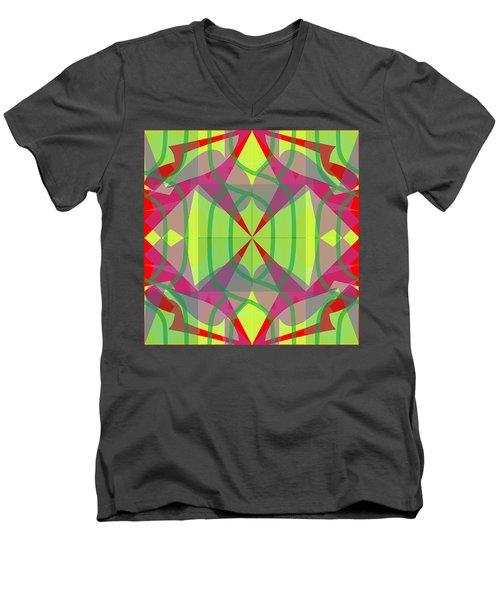 Pic8_coll1_11122017 Men's V-Neck T-Shirt