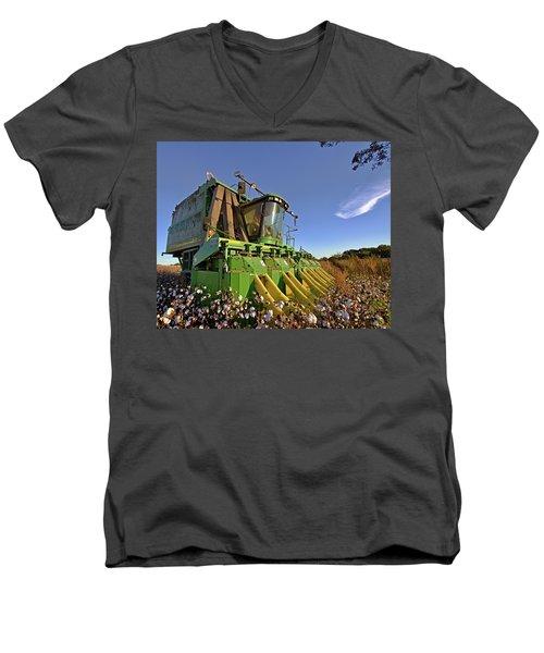 Pickin Men's V-Neck T-Shirt