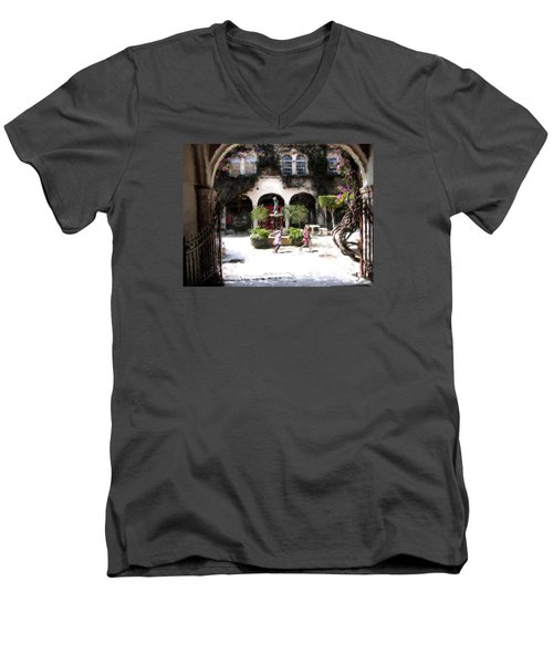 Pied Piper Two Men's V-Neck T-Shirt