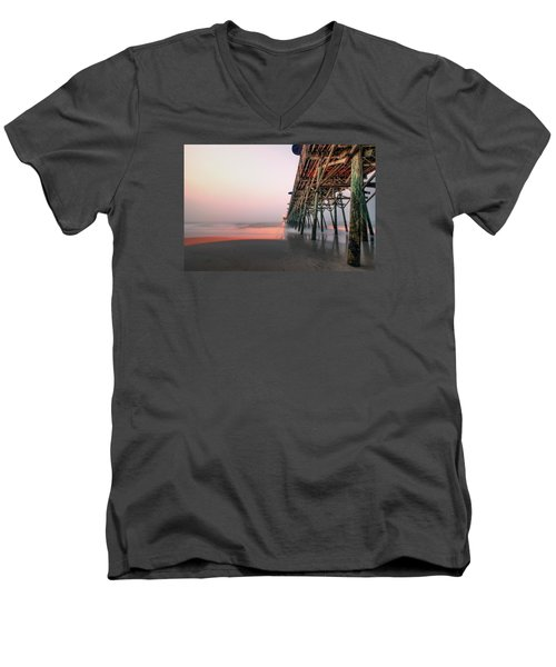 Pier And Surf Men's V-Neck T-Shirt
