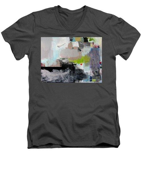 Pierre De Lune Men's V-Neck T-Shirt