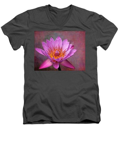 Pink Lady Men's V-Neck T-Shirt