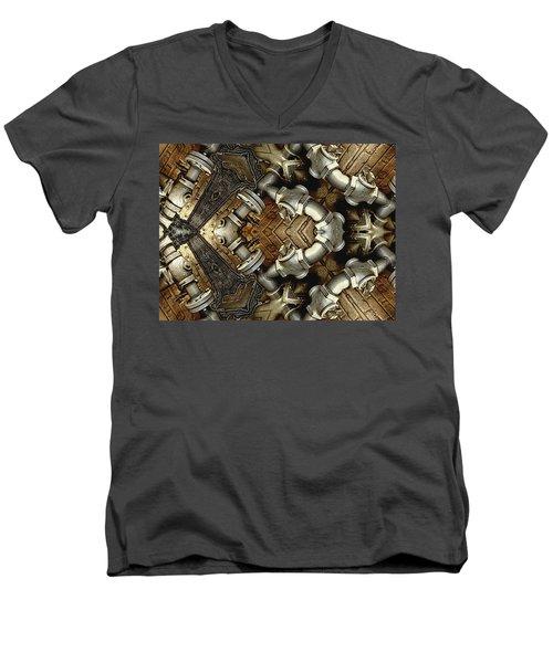 Pipe Dreams Men's V-Neck T-Shirt
