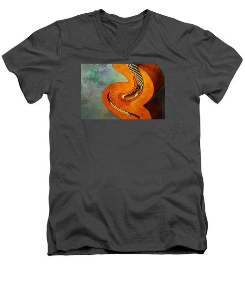 Pirueta Men's V-Neck T-Shirt