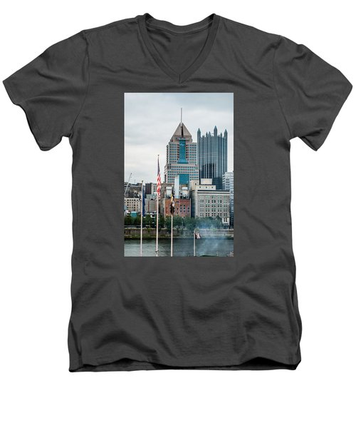 Pittsburgh - 6975 Men's V-Neck T-Shirt