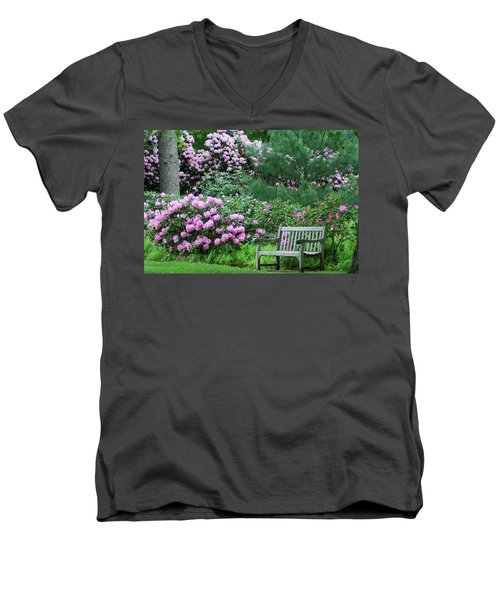 Place To Rest Men's V-Neck T-Shirt