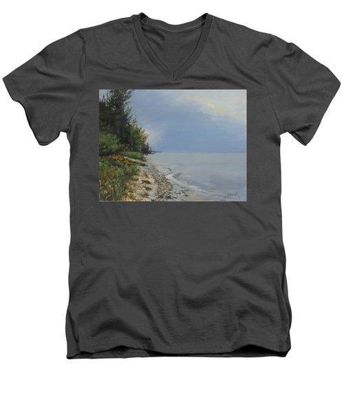 Places We've Been Men's V-Neck T-Shirt
