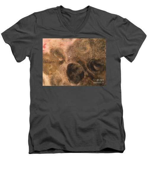 Planet Men's V-Neck T-Shirt