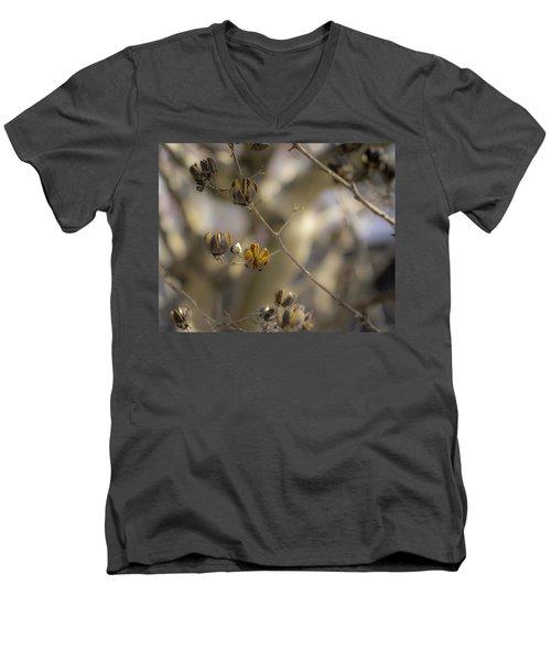 Pods Men's V-Neck T-Shirt