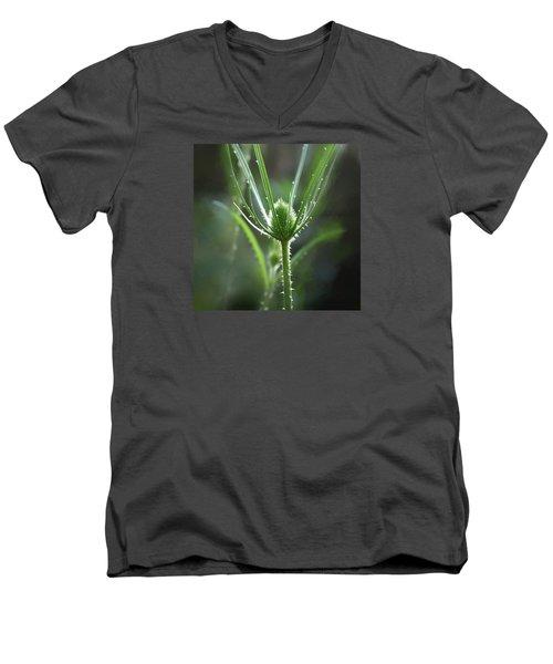 Points Of Light -  Men's V-Neck T-Shirt