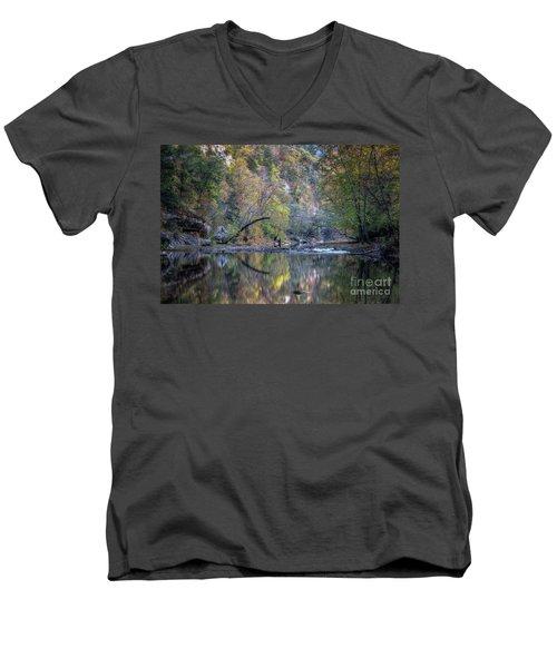 Ponca Men's V-Neck T-Shirt