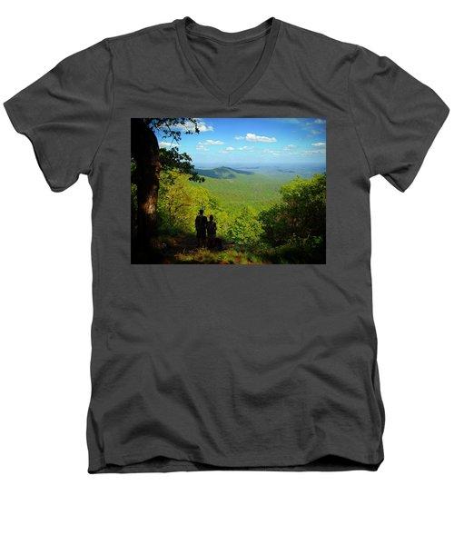 Ponder Men's V-Neck T-Shirt