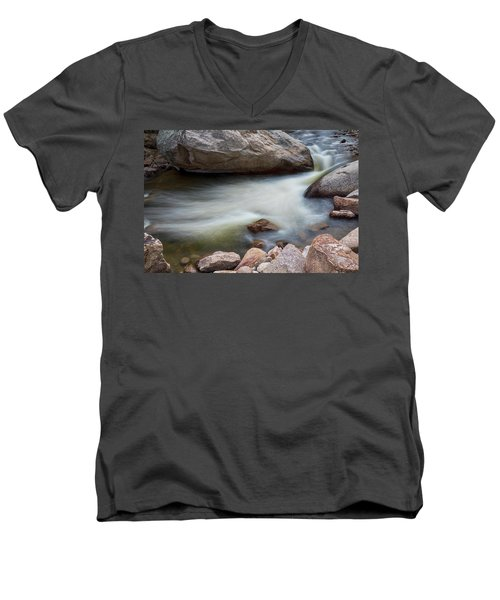 Pool Of Dreams Men's V-Neck T-Shirt by James BO Insogna