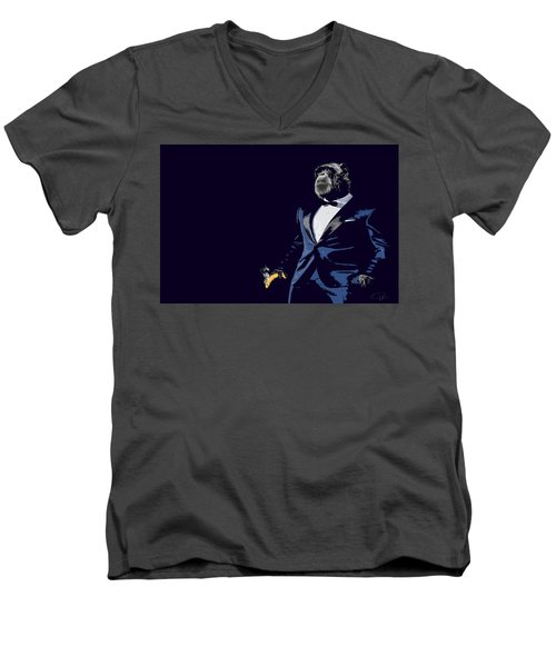 Pop Fiction Men's V-Neck T-Shirt