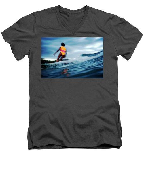 Popsicle Men's V-Neck T-Shirt