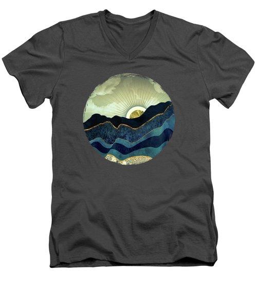 Post Eclipse Men's V-Neck T-Shirt