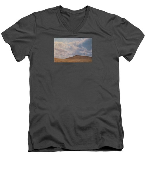 Prairie Hill Men's V-Neck T-Shirt