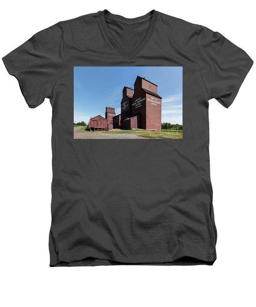 Prairie Sentinels I Men's V-Neck T-Shirt