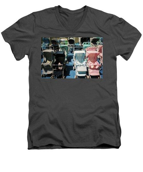 Pram Lot Men's V-Neck T-Shirt