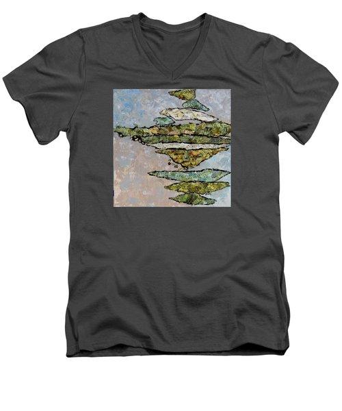 Precarious Men's V-Neck T-Shirt