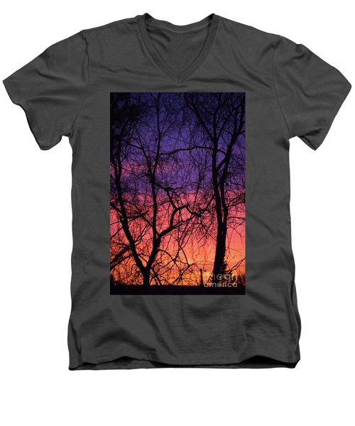 Prelude To The Cold Men's V-Neck T-Shirt