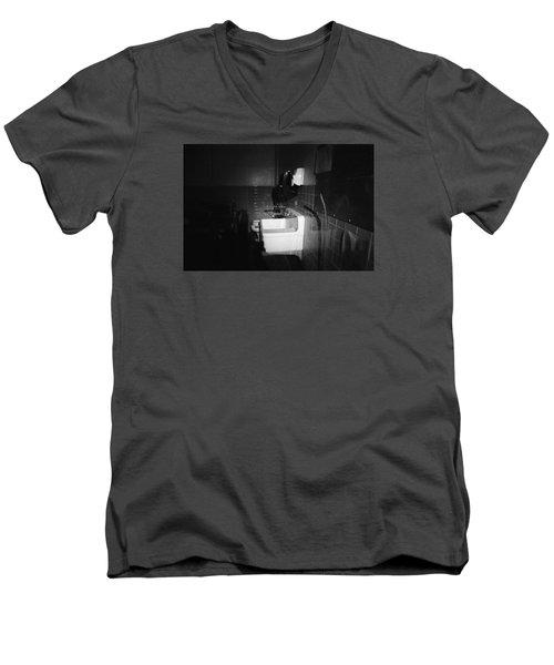 Preparation Men's V-Neck T-Shirt