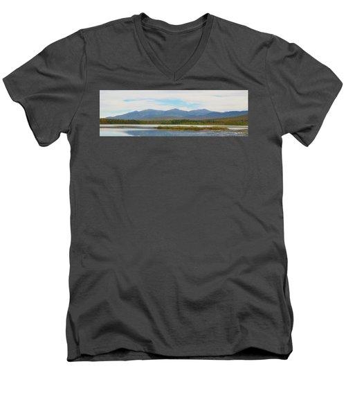 Presidential Range 2 Men's V-Neck T-Shirt