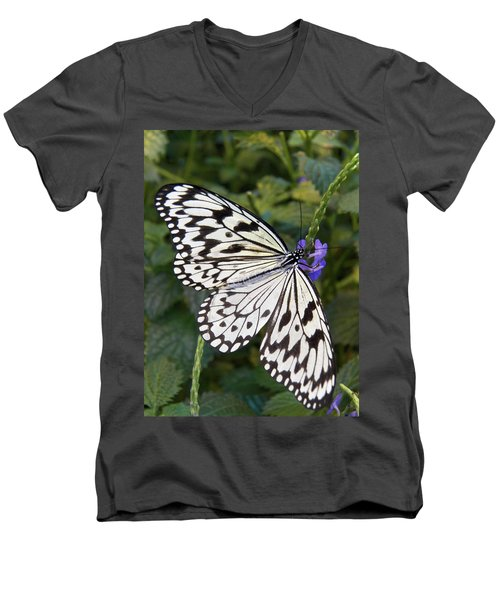 Pretty As A Picture Men's V-Neck T-Shirt