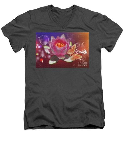 Pretty Items Men's V-Neck T-Shirt