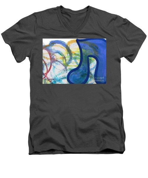 Pretty Tav Men's V-Neck T-Shirt
