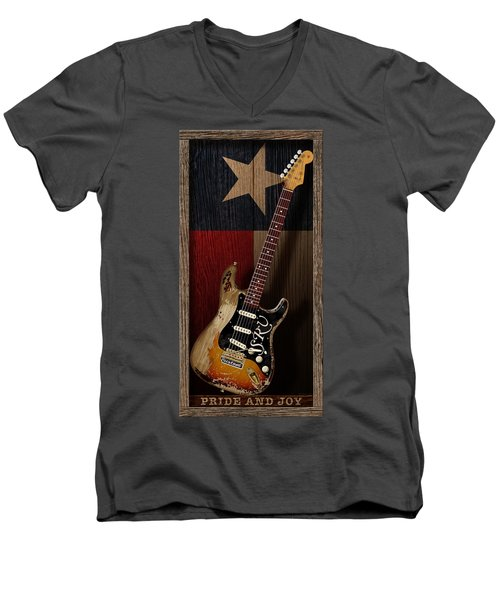 Pride And Joy Men's V-Neck T-Shirt