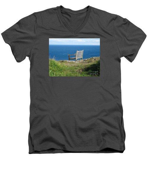 Prime Position Men's V-Neck T-Shirt