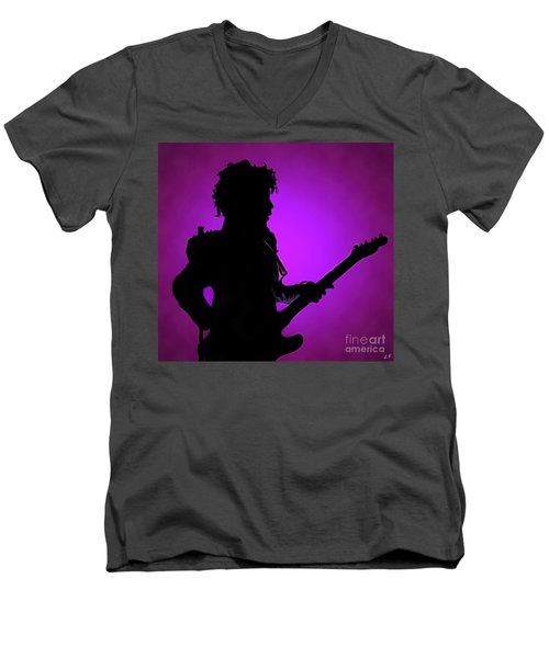 Prince Rogers Nelson Collection - 1 Men's V-Neck T-Shirt