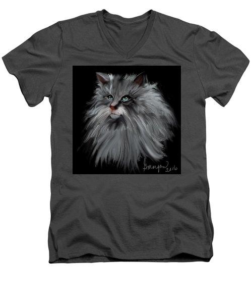 Priss Men's V-Neck T-Shirt
