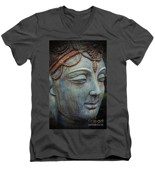 Prithvi Mata Men's V-Neck T-Shirt