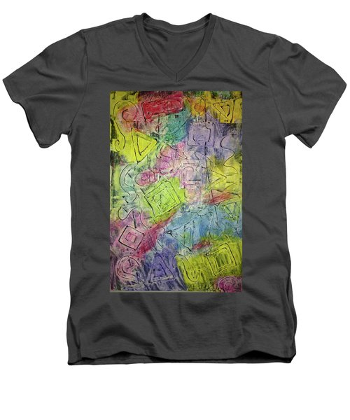 Progression Men's V-Neck T-Shirt