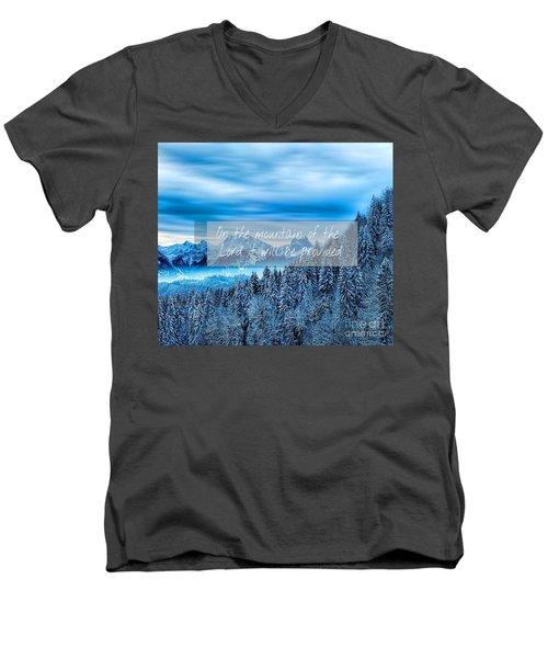 Provision Men's V-Neck T-Shirt