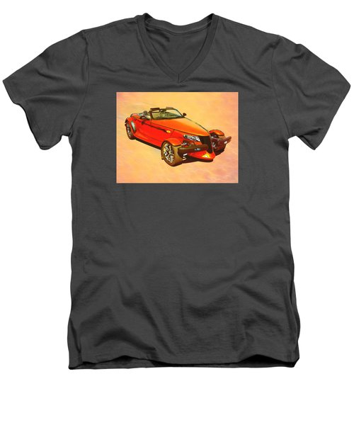 Prowlin' Men's V-Neck T-Shirt
